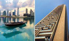 Instagram Dubai | Art | Time Out Dubai Dubai Art, Dubai Architecture, Cool Captions, Special Images, Foggy Morning, Time Out, The Locals, San Francisco Skyline, Surfboard