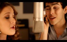 We Are Young - Fun - Official Acoustic Music Video - Savannah Outen & Ma...