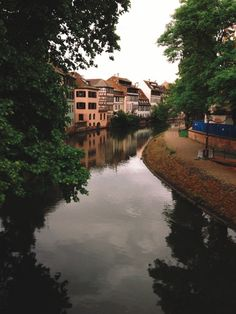 river in Strasbourg | yummyuumi | VSCO Grid