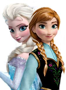 Frozen Photo: Anna and Elsa