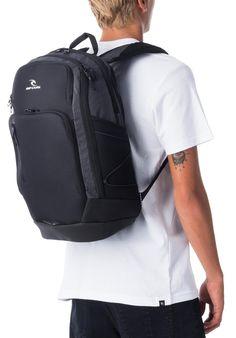 RIP CURL F-Light Ultra 32L Rucksack Damen, Schwarz, Größe One Size Rip Curl, Modern Backpack, Backpack Bags, Tote Bag, Types Of Bag, Backpacks, Shopping, Design, Fashion