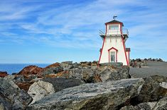 DGJ_5066 - Arisaig Lighthouse Great rides in NS