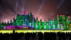 Harbin Ice City