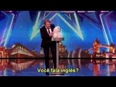 O cachorro que fala. - YouTube