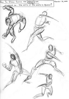 Comic Character Drawings Drawings of Comic Book characters Body Reference Drawing, Human Figure Drawing, Art Reference Poses, Life Drawing, Character Poses, Character Design References, Character Drawing, Sketch Poses, Drawing Poses