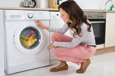 Everyone wants to create a well-organized area with a lot of laundry room storage space in order to fold and sort the clothes in a less pr. Laundry Cupboard, Laundry Room Storage, Storage Spaces, Washing Machine In Kitchen, Home Warranty, Kids Artwork, Types Of Flooring, Smiles And Laughs, Wood Turning