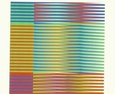 Carlos Cruz-Diez, 'Couleurs Additives [Additive Colors],' 1970, Blanton Museum of Art