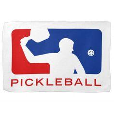 """Major League Pickleball"" Sports Towel"