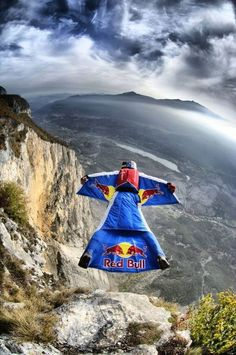 To one day work for Red Bull in creating their promotional and sporting events.
