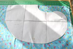 sewing breastfeeding pillow