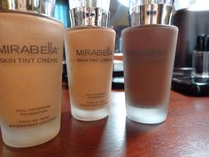 Have you tried Mirabella cosmetics? All facials come with free makeup touch ups!