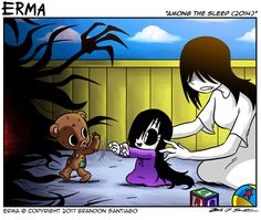 Erma :: 13 Days of ERMA-WEEN 2017: Day 8 | Tapas - image 1