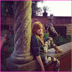 Bella Thorne Leaves Mexico And Heads Back Home