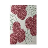 Found it at Wayfair - Floral Off White Indoor/Outdoor Area Rug