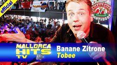 """Tobee live mit """"Banane Zitrone"""" auf dem Peter Wackel Bierkönig Partyboot 2014 in Köln. http://mallorcahitstv.de/2014/09/tobee-banane-zitrone-bierkoenig-partyboot-2014/"""