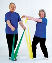 Exercise for Arthritis Relief.  Range of motion exercises that help reduce stiffness and keep the joints flexible.