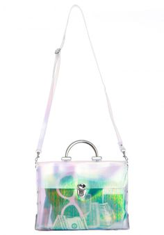 UNIF Spectrum Bag is a must have for yer accessories collection if yer a pastel princess into hologram!