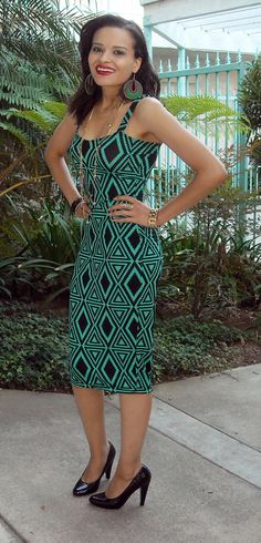 ON SALE Thin Strap Bandeau Pencil Dress made by lanationclothing, $26.50
