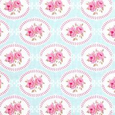 Tilda fabrics, designed by Tone Finnanger