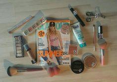 nieuwe post online mijn make-up routine