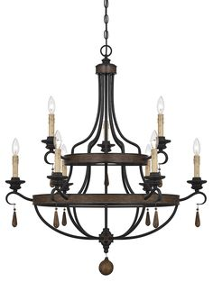 South Shore Decorating: Savoy House Lighting 1-8902-9-41 Kelsey Traditional Chandelier SVH-1-8902-9-41