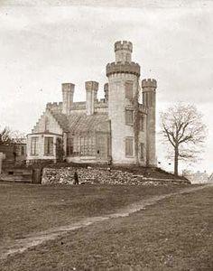 Richmond, Virginia. Pratt's castle....
