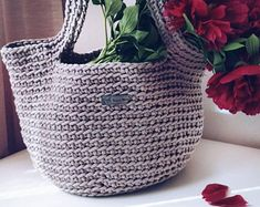 Knit goods by KnittForYouTreasures Straw Bag, Etsy Seller, Knitting, Trending Outfits, Unique Jewelry, Handmade Gifts, Vintage, Kid Craft Gifts, Tricot