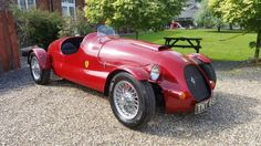 To own one of these, a Fiorano Type 48 Corsa Spyder (Ferrari designed) -- a reasonable kit car if ever there was one.