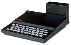 ZX81 (with 16k Ram pack) ... spending the weekend typing in machine code from PC…