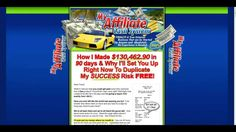This is a review of the My Affiliate Cash System product