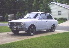 1969 Toyota Corolla 2nd generation