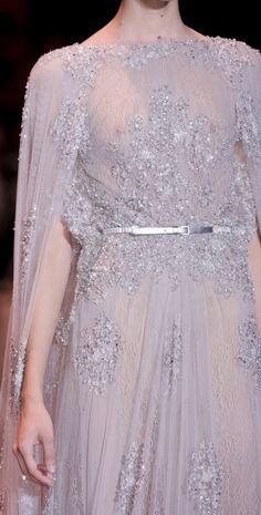 Myrish lace gown for Sansa, Elie Saab