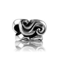 Beads & Jewelry Making Beads Aladdin Magic Carpet Ride Rose Brilliant Bow Matte Brilliance Clip Beads Fit Pandora Bracelet 925 Sterling Silver Charm Easy To Repair