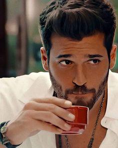 Just Beautiful Men, Beautiful Men Faces, Turkish Men, Turkish Actors, Nick Jonas, Chris Hemsworth Hair, Madison Beer Outfits, Beard Art, Sexy Beard