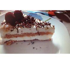 RIQUISIMA TARTA HELADA Tiramisu, Ethnic Recipes, Blog, Cartagena, Dessert Recipes, Sweets, Cooking, Frozen Custard, Best Recipes