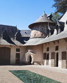 Domaine de Chaumont-sur-Loire Centre d'arts et de Nature