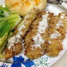 Coconut Chicken Allrecipes.com