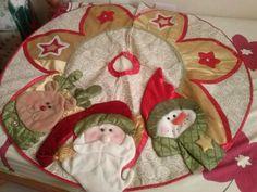 Resultado de imagen para pie de arbol de navidad hermosos