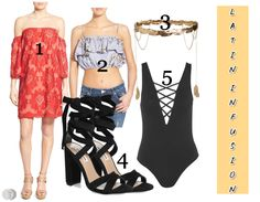 Want to stay in style this Spring, then try our selected items just for you. www.theteelieblog.com #TeelieBlog