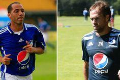 En Millonarios: Mayer Candelo y Federico Insúa no jugarán juntos. Diálogo de KienyKe.com con los argentinos Ricardo Lunari y el 'Pocho' Insúa. http://www.kienyke.com/deportes/millonarios-pocho-insua/