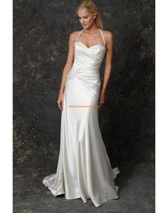 Augusta Jones 2013 Sexy Moderne Hochzeitskleider aus Taft