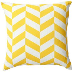Herringbone Print Cushion Yellow Target Australia (€9,67) ❤ liked on Polyvore featuring home, home decor, throw pillows, target throw pillows, yellow accent pillows, cotton throw pillows, yellow toss pillows and target toss pillows