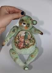 Averina Olesya - Artist Bears and Handmade Bears
