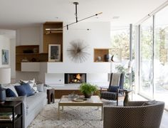DISC Interiors : Santa Monica California Modern Interior Design Los Angeles Interior Design