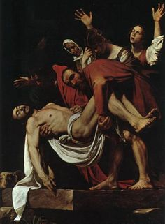 Caravaggio, the Deposition