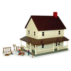 Ertl Farm House Play Set Over 30 Pieces: Amazon.ca: Toys & Games