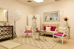 Wedding Workspaces: Makeup by Kim Porter