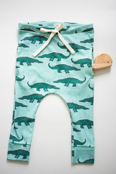 organic cotton baggy pocket trousers with by ourlittlelullaby