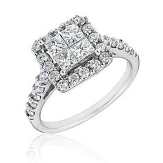 Diamond Engagement Ring 1�3/8ctw - Item 19027457 | REEDS Jewelers