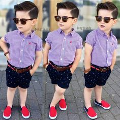 Baby Boy Hairstyles Cute 62 New Ideas – Kids Fashion Toddler Boy Fashion, Little Boy Fashion, Toddler Boy Outfits, Kids Outfits, Boys Dress Outfits, Toddler Boys, Kids Boys, Mom And Son Outfits, Little Boy Outfits
